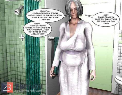Cartoon Mature Granny Zb Porn