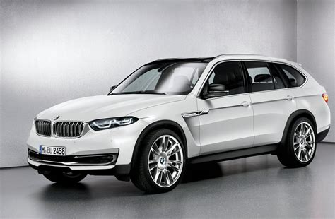Luxury Suv Sneak Preview What's Next From Bmw, Benz