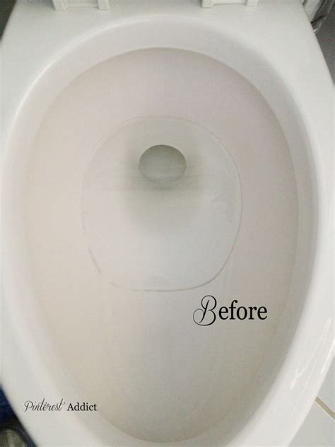 toilet bowl stain remover addict