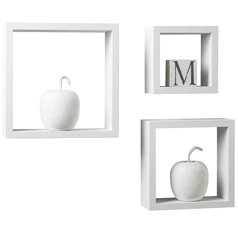 mensole da parete design idee di mensole a cubo da parete