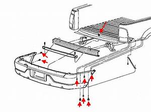 How To Remove The Front And Rear Bumper Lincoln Blackwood