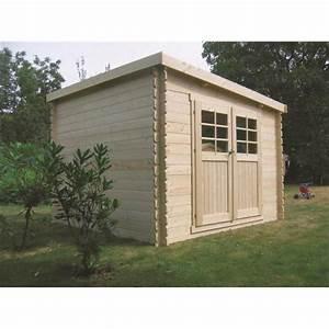 Toit En Bois : cabane de jardin bois toit plat brest ~ Melissatoandfro.com Idées de Décoration