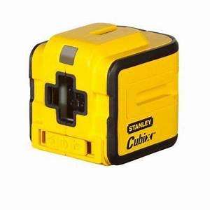 Niveau Laser Stanley : niveau laser croix stanley cubix castorama ~ Melissatoandfro.com Idées de Décoration