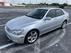 2003 Lexus Is300 Manual   For Sale In Spring Hill  Fl