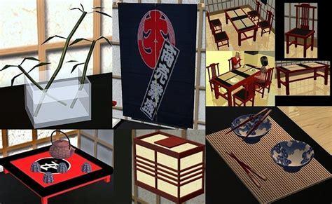 "Mod The Sims   Japanese Inspired Kitchen Set ""Sushi"": 13"