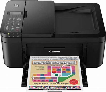 Canon Pixma Tr4550 Printers Paper Ws Parametre