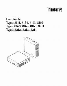 8165 Manuals