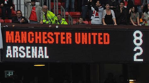 Manchester United vs Arsenal 8-2 HD 28/08/2011 - video dailymotion