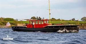 Lawley 59 Ft Motor Yacht 1918 Sandeman Yacht Company