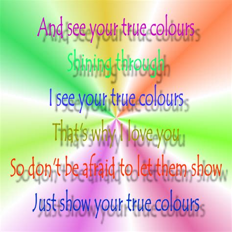 quotes about true colors 60 best color quotes and sayings