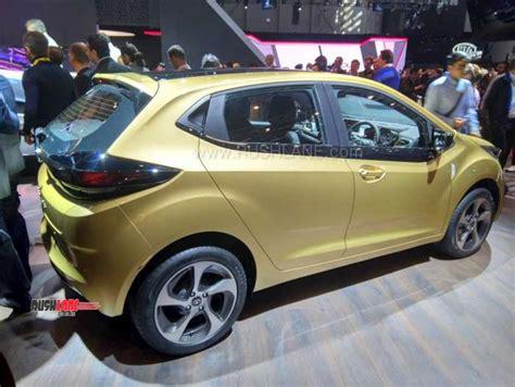 tata altroz premium hatch unveiled rival  maruti