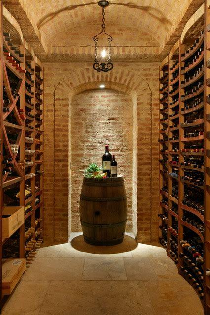 wine cellars  stone mediterranean wine cellar