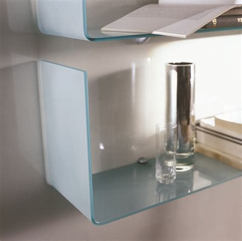 mensole in cristallo mensola in cristallo osaka by bontempi casa design studio 28