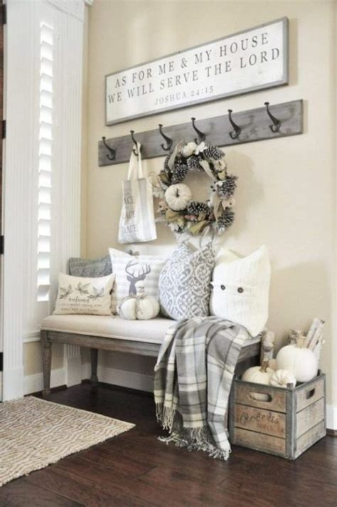 Living Room Bench Plans by Farmhouse Living Room Decor 73 In 2019 Country
