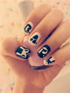 Kpop nail art bap stuff