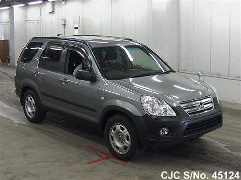 With regular maintenance, i haven't had any issues. 2006 Honda CRV Gray for sale   Stock No. 45124   Japanese ...