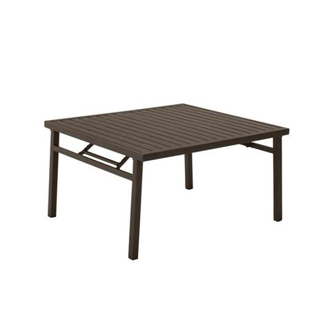 coffee table smartfold outdoor folding coffee table project xs space