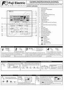Fuji Electric Rsa14lgc Air Conditioner Download Manual For