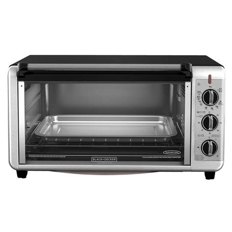 Counter Toaster Oven by Black Decker To3260xsbd Wide Counter Toaster Oven