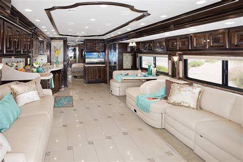 motor home interior most luxurious motorhomes bing images luxury motorhomes pinterest rv motorhome and