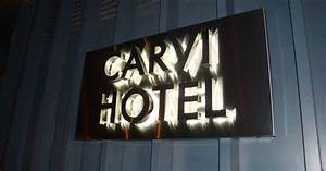 exterior hotel sign nyc we specialize in custom sign With exterior signage letters