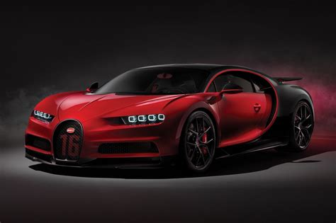 bugatti chiron sport unveiled  weight