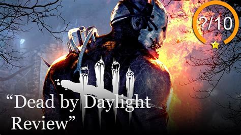 dead  daylight ps review youtube