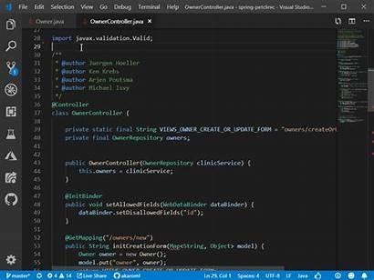 Java Code Visual Studio Update April Microsoft