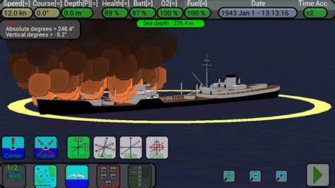 Boat Sinking Simulator by U Boat Simulator Android Apps On Play