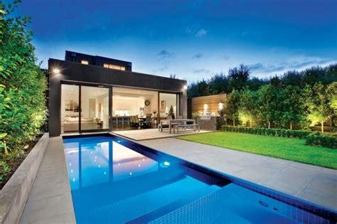 Kleinen Pool Bauen by 160 Tolle Bilder Luxus Pool Im Garten Archzine Net