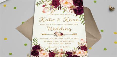 31+ Wedding Invitation Designs & Templates PSD AI