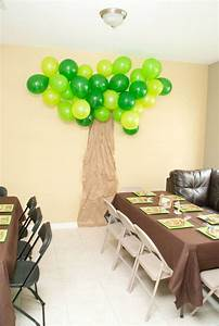 Unique safari party decorations ideas on