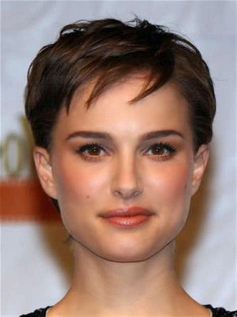short hairstyles  square faces  fine hair