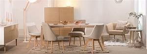 Chaise Moderne Avec Table Ancienne : chaise design et confortable pour salon et cuisine miliboo ~ Teatrodelosmanantiales.com Idées de Décoration