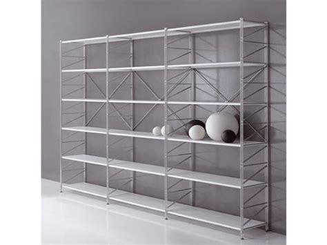 Libreria Design Outlet by Libreria In Stile Design Caimi In Metallo Offerta Outlet