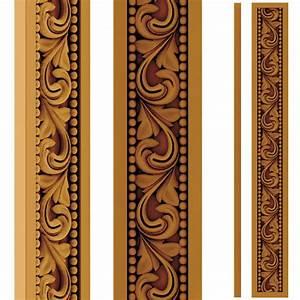 wood, carving, pattern, stl, file, free, download