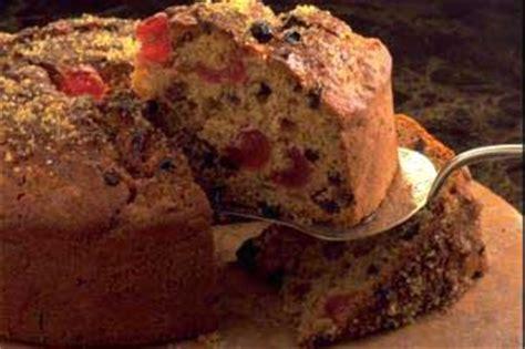 olga walkers light fruit cake recipe goodtoknow