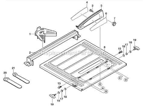 skil 3540 parts list and diagram f012354000