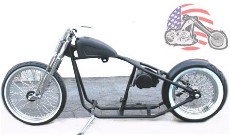 Rigid Hardtail Springer Bobber Chopper Rolling Chassis
