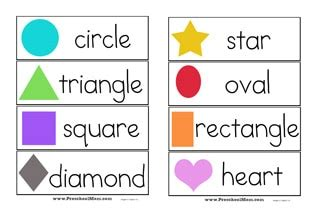 printable wordwall cards preschool mom