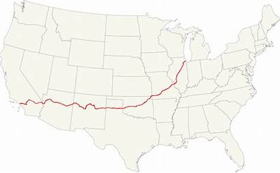 66 Wikipedia Route Map Svg Wiki