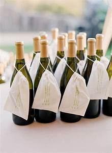 carmel valley ranch wedding by lisa lefkowitz read more With champagne bottle favors for weddings