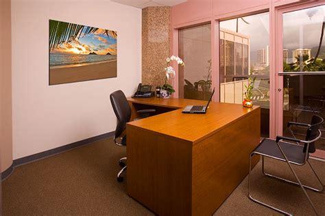 honolulu office space  virtual offices  kalakaua ave