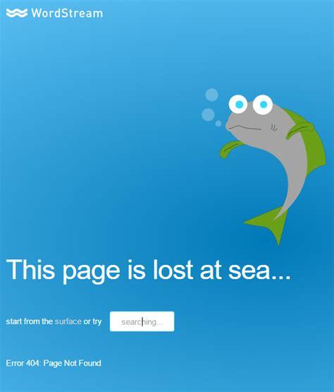 Best 404 Page The 9 Best 404 Error Pages We Ve Seen Wordstream