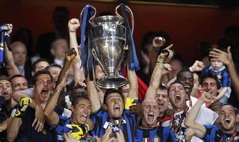 4 anni fa la 3°Champions dell'Inter: ma che fine hanno ...