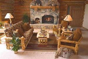 home decorations rustic decor living With madera home furniture design