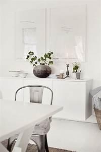Ikea Besta Sideboard : 15 modern ways to style your credenza ~ Lizthompson.info Haus und Dekorationen