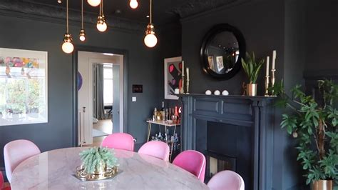 Zoella Home Dining Room  Home Reno  Pinterest Zoella