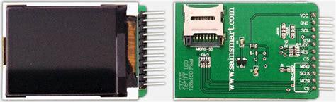 arduino 1 8 quot tft display tweaking4all com sainsmart 1 8 quot tft arduino color lcd display