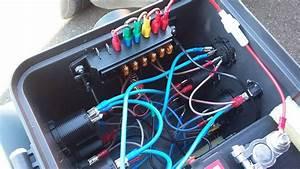 Weatherproof 12 Volt Fuse Box
